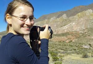 Me in North Argentina