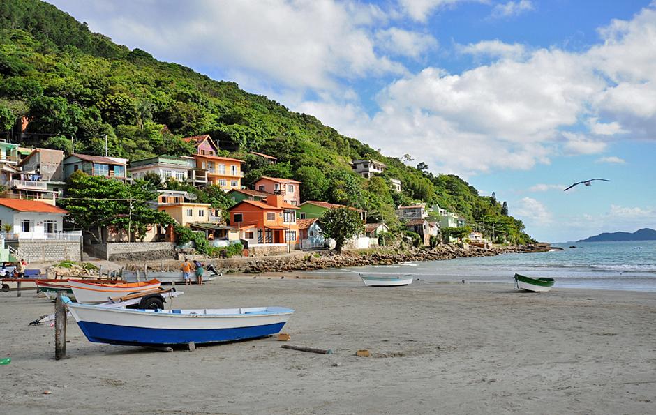 Village in Brazil