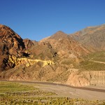 Mendoza mountains