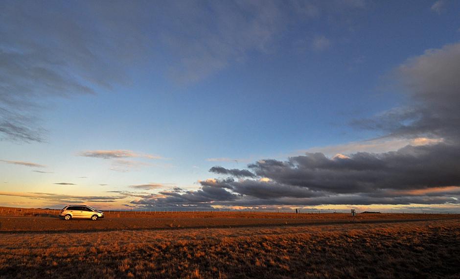 Sunset Patagonia