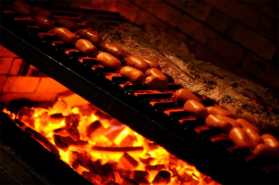 08_Asado  BBQ in Santiago de Chile - After