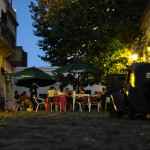 Colonia del Sacramento by night