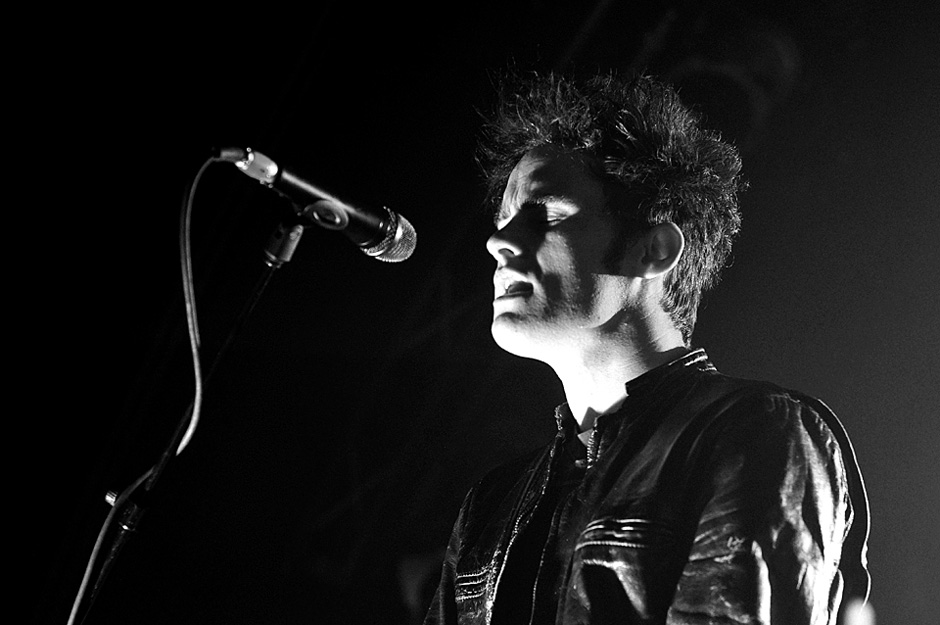 Black Rebel Motorcycle Club live in Hamburg