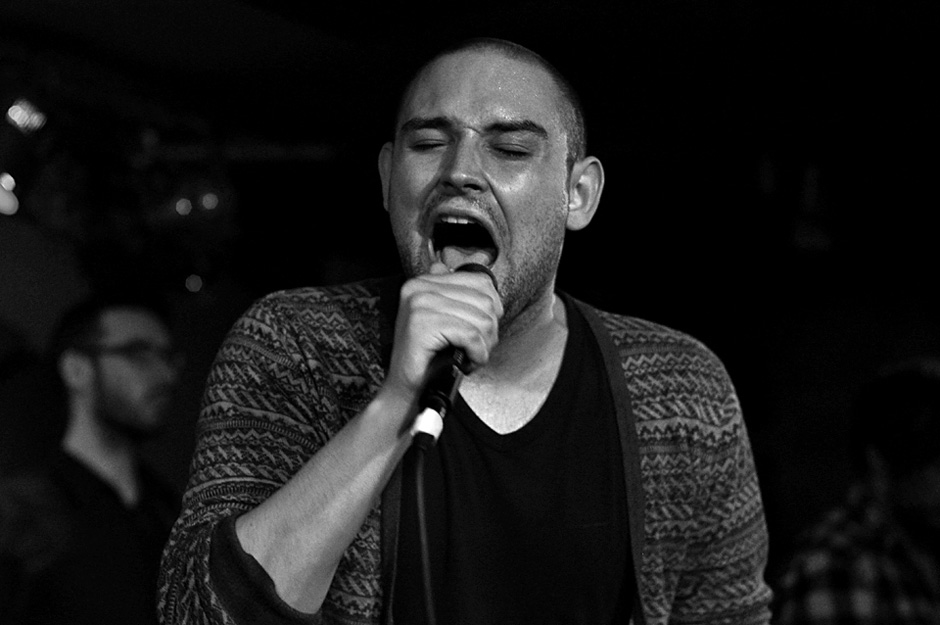 The Twilight Sad live in Hamburg