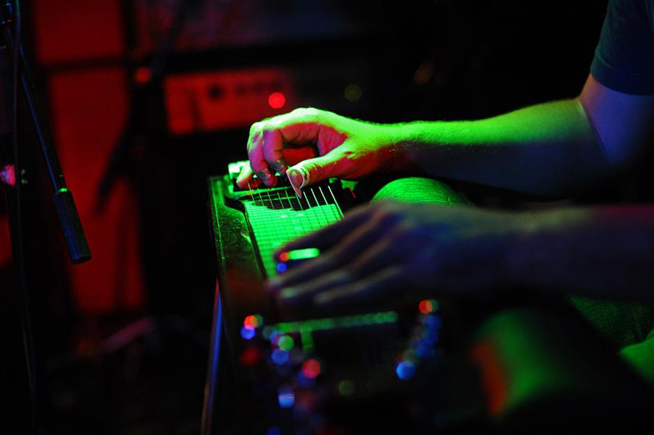 Chuck Ragan live in Hamburg 2009