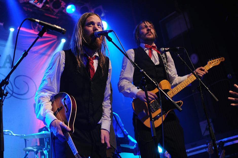 Friska Viljor live in Hamburg