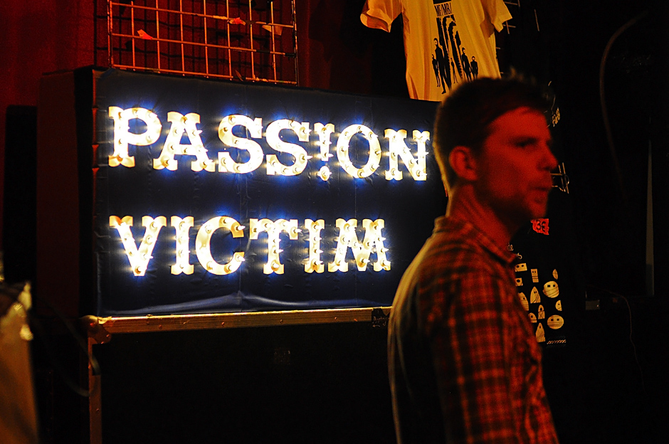 Passion Victim: Reptile Youth