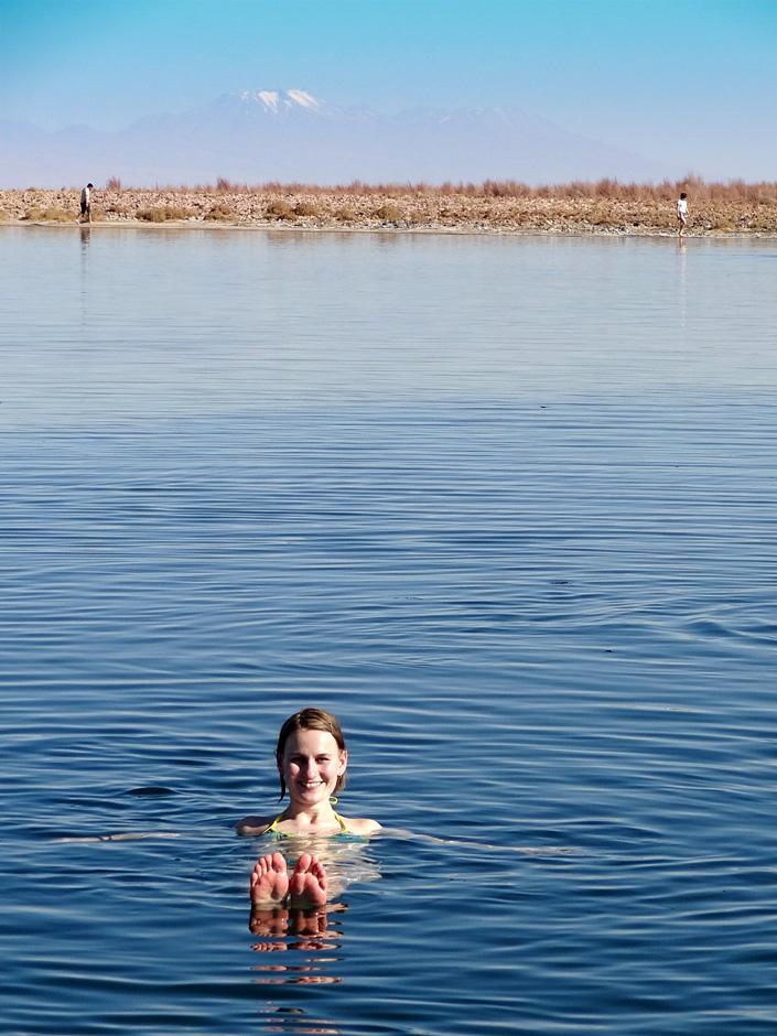 Laguna Ceja, northern Chile