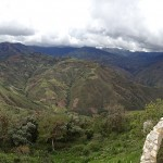 Ruins of Kuelap, northern Peru