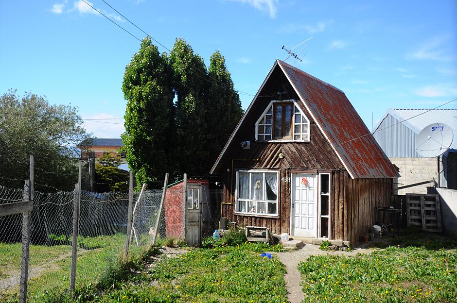 Ushuaia, Tierra del Fuego - Feuerland, Argentina