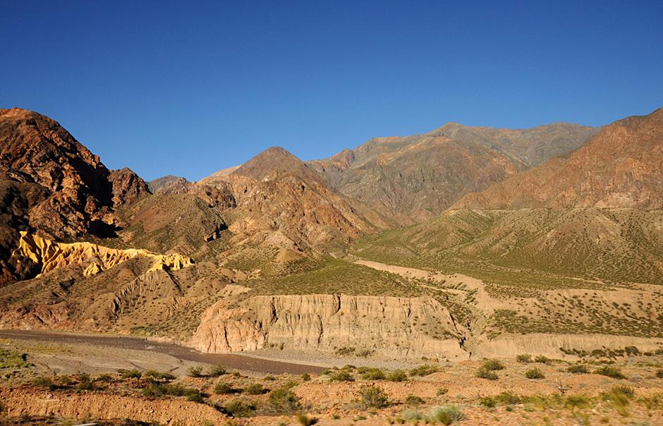 near Mendoza, Argentina