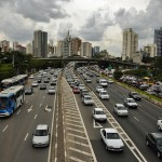 Traffic in Sao Paulo