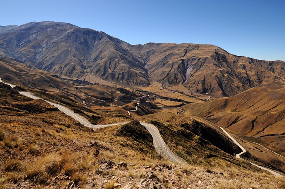 Cuesta Obispo - north Argentina