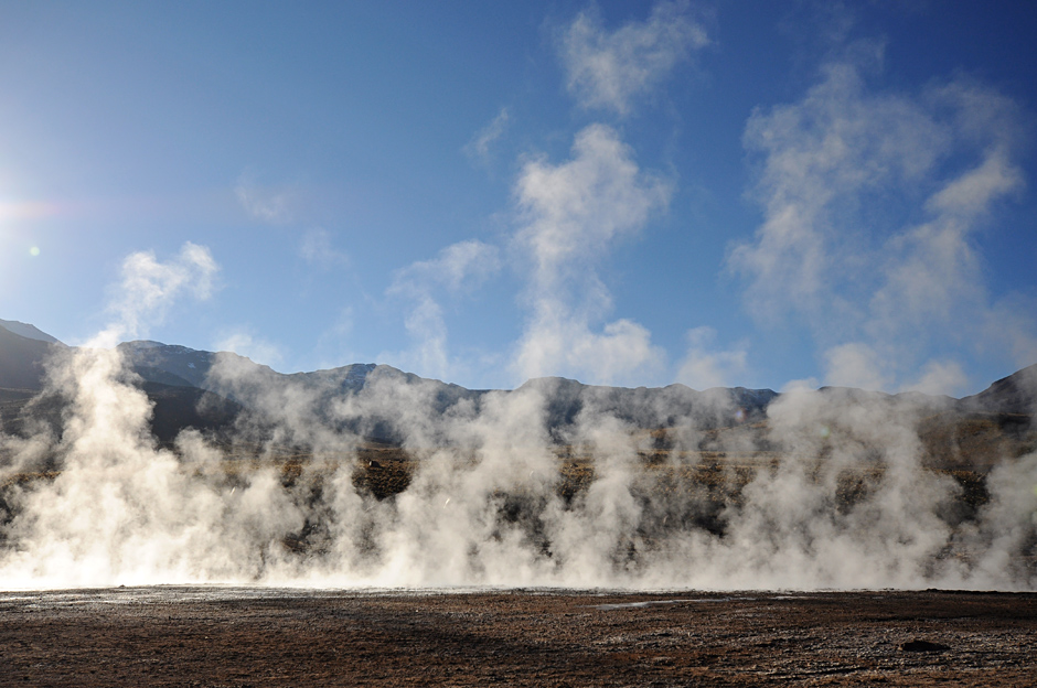 Geysir - San Pedro de Atacama, Chile