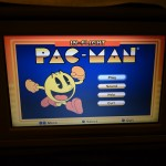 Pac Man via Touchsceen