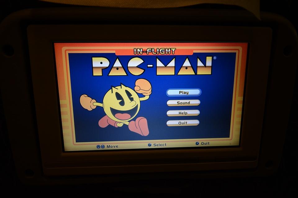 Pac Man via Touchsceen