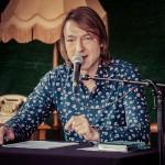 Lesung Jochen Distelmeyer