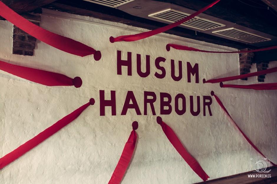 Husum Harbour 2016